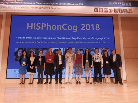HISPhonCog 2018