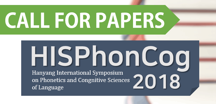 Call for Papers_HISPhonCog2018